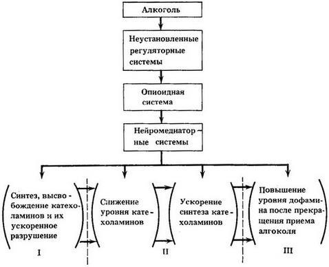 В патогонезе алкоголизма различают стадий лечение от алкоголизма карпатский старик